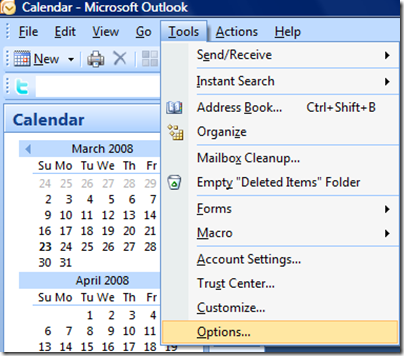 How To Add Holidays To Outlook Calendar Ehow | Party ...