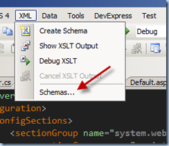 Validating xml online