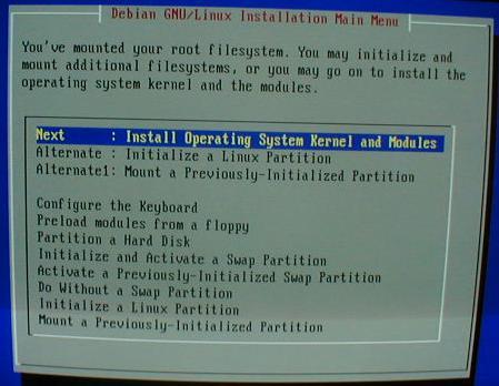 Debian Tulip Driver download