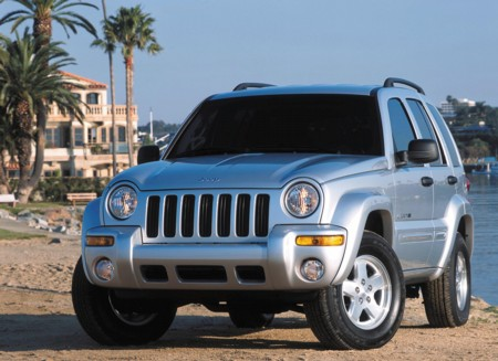 2001 Jeep Liberty