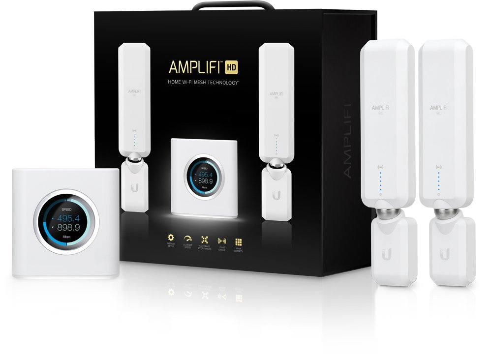 amplifi hd mesh network